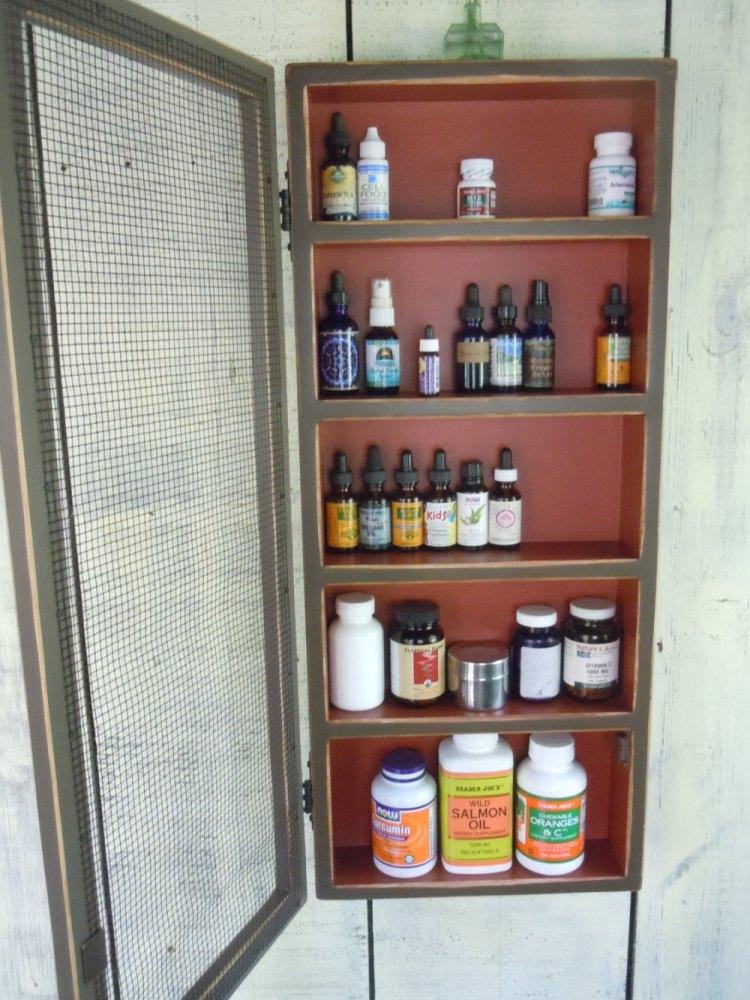 3 Deep Medicine Cabinet