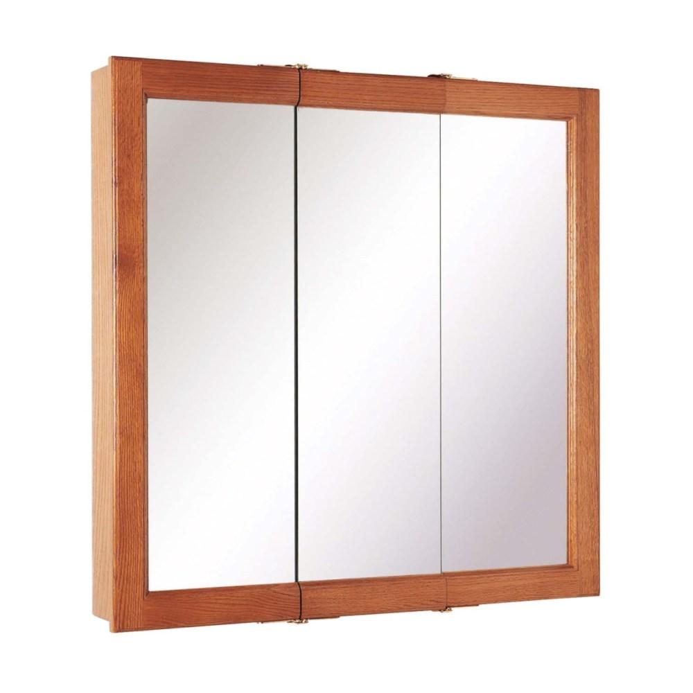 3 Mirror Medicine Cabinet