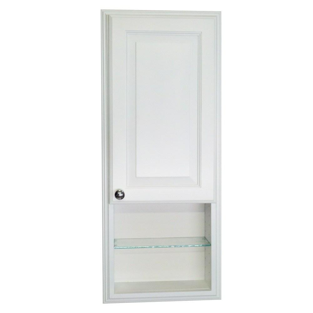36 Inch White Medicine Cabinet