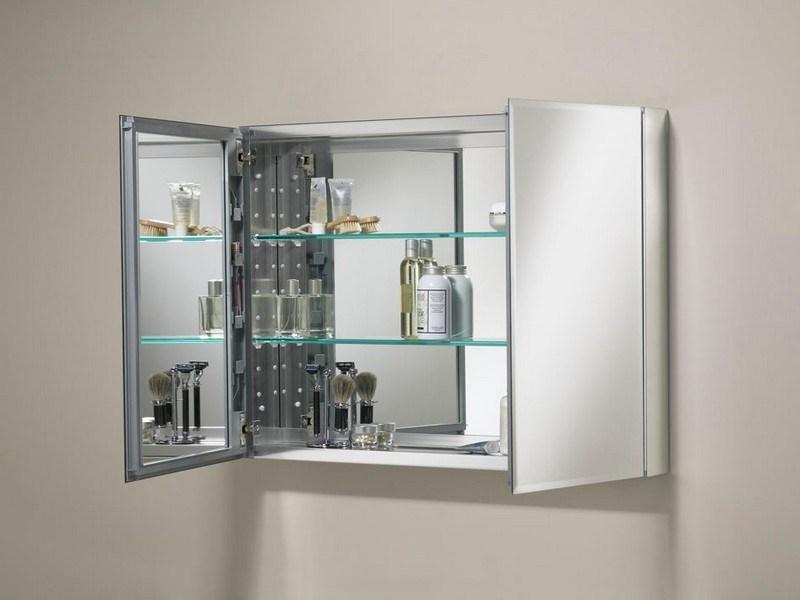 48 Inch Medicine Cabinet Mirror