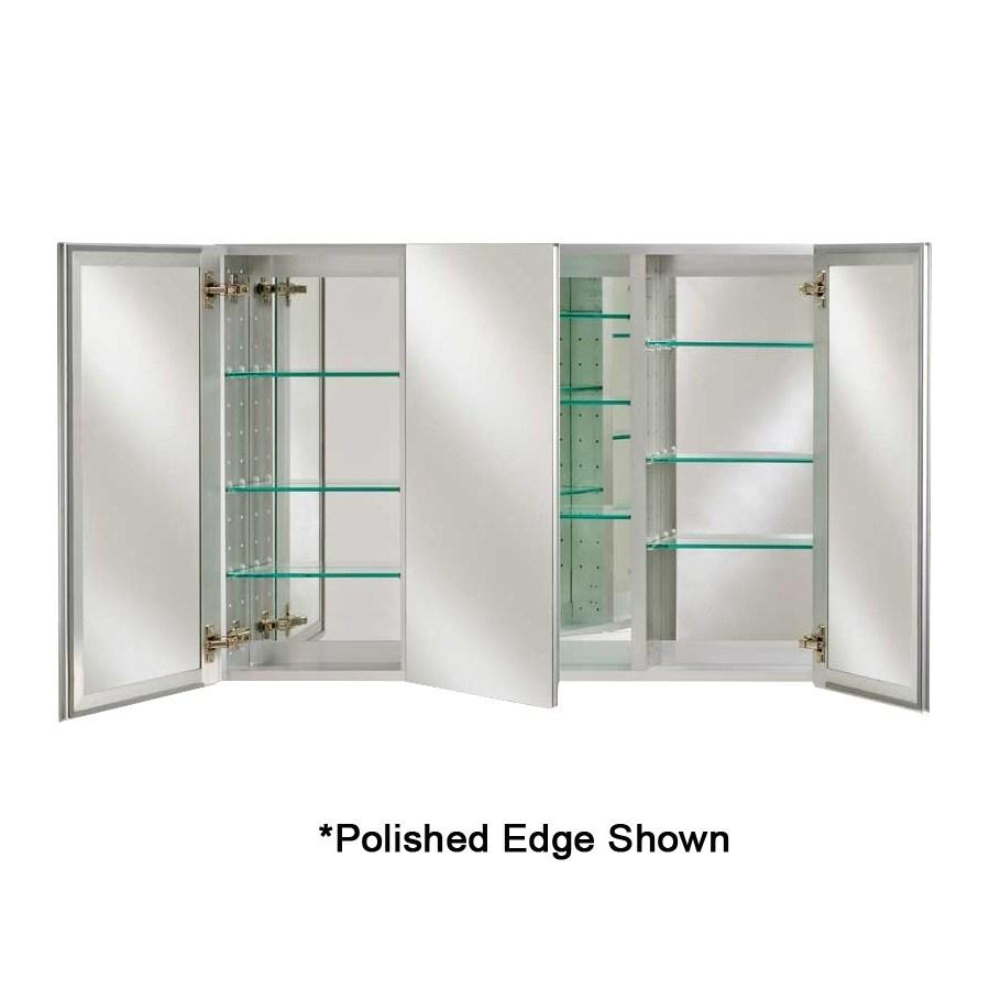 48 Medicine Cabinet Mirrored