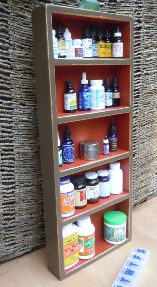 5 Deep Medicine Cabinet