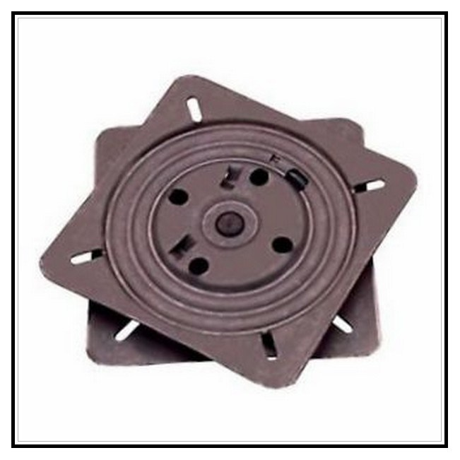 8 Inch Bar Stool Swivel Plate