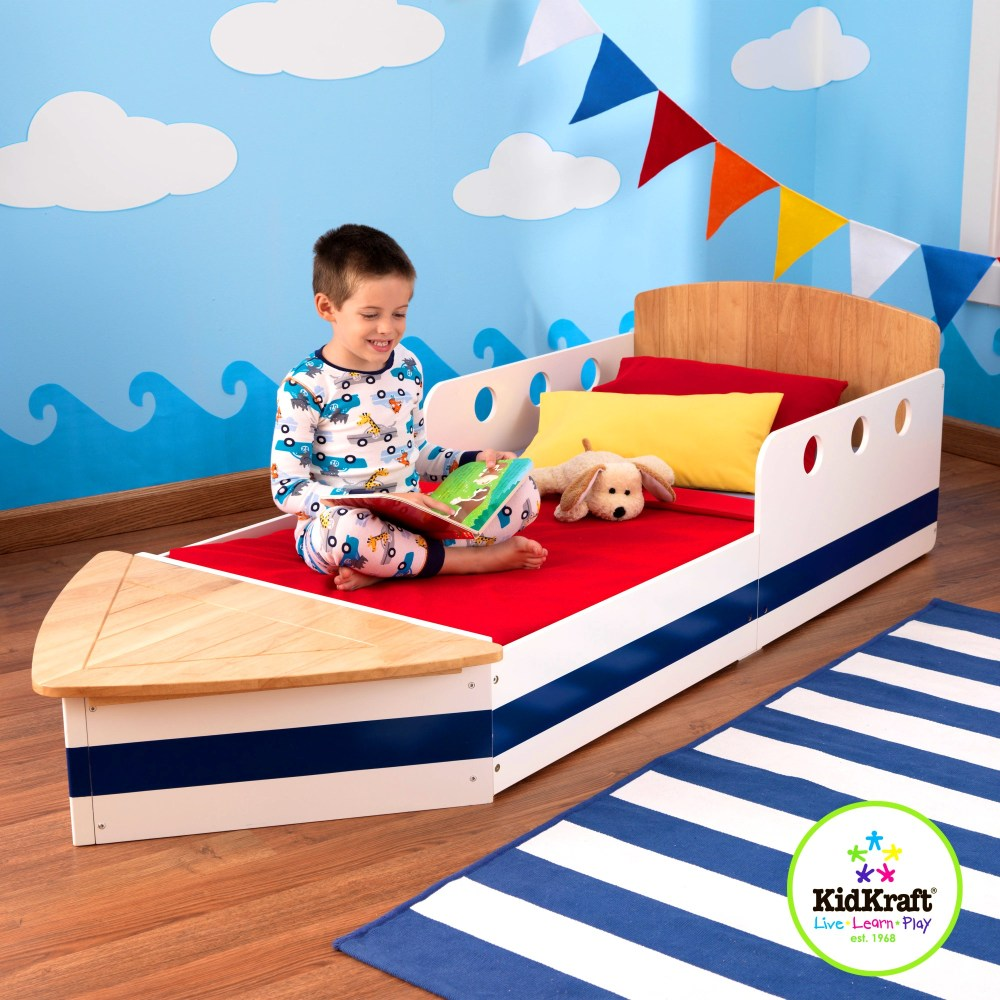 Airplane Toddler Bedroom