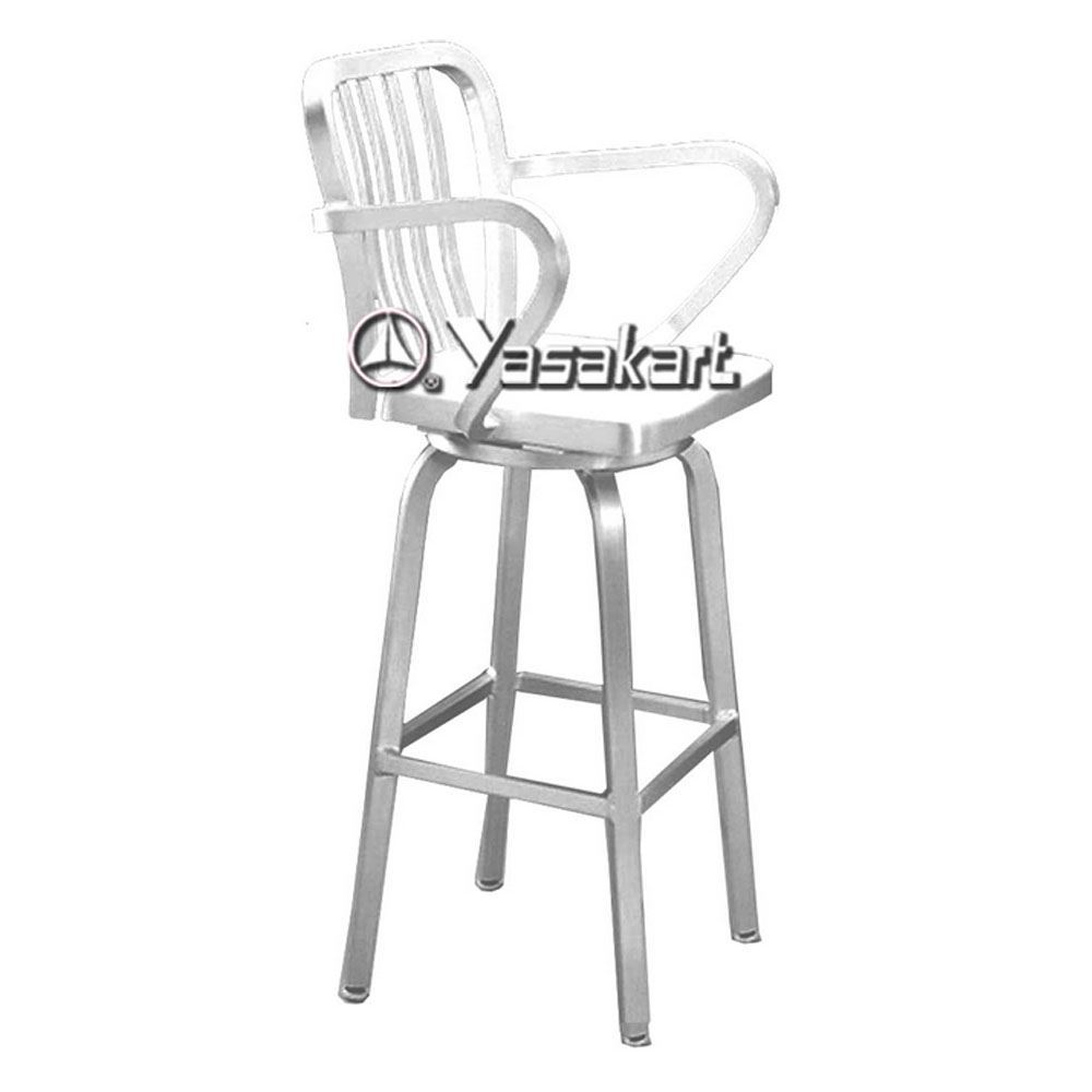 Aluminum Bar Stools Swivel