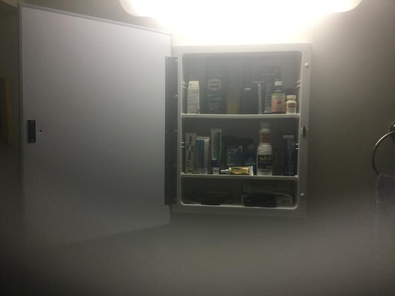 American Pride Vista 16 X 22 Medicine Cabinet