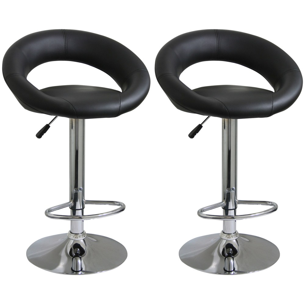 Amerihome Adjustable Bar Stools
