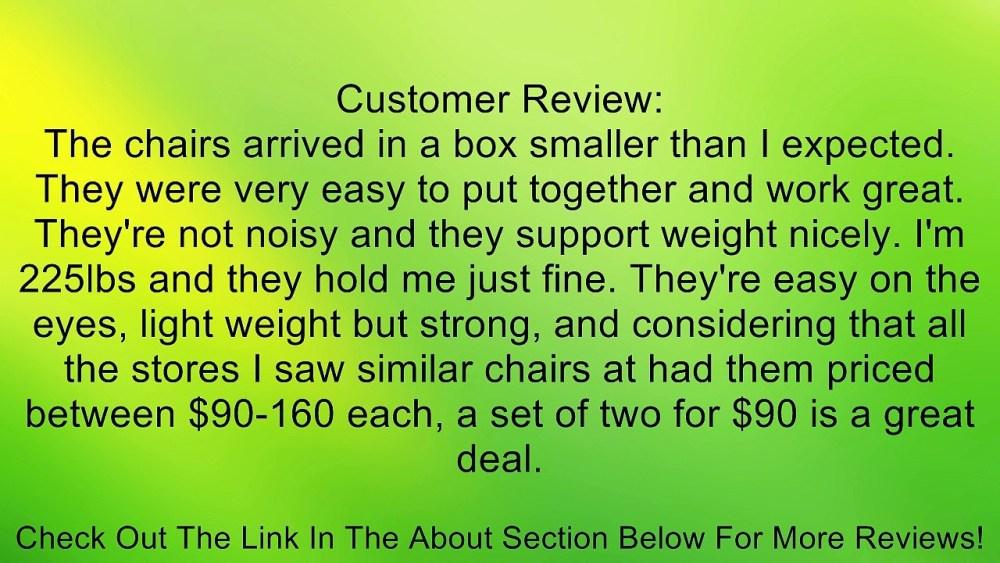 Amerihome Bar Stool Review
