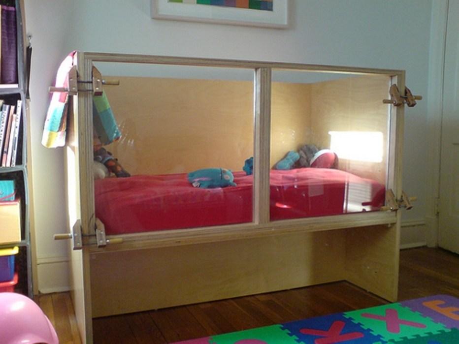 Ana White Toddler Bed