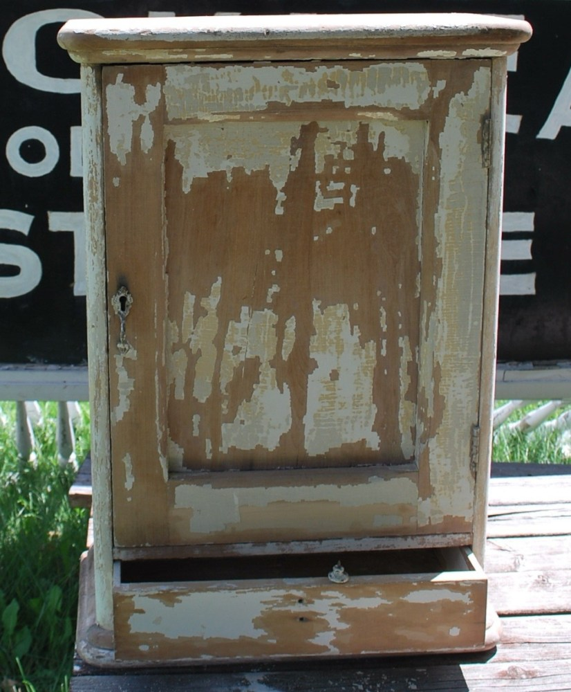 Antique Medicine Cabinet For Sale