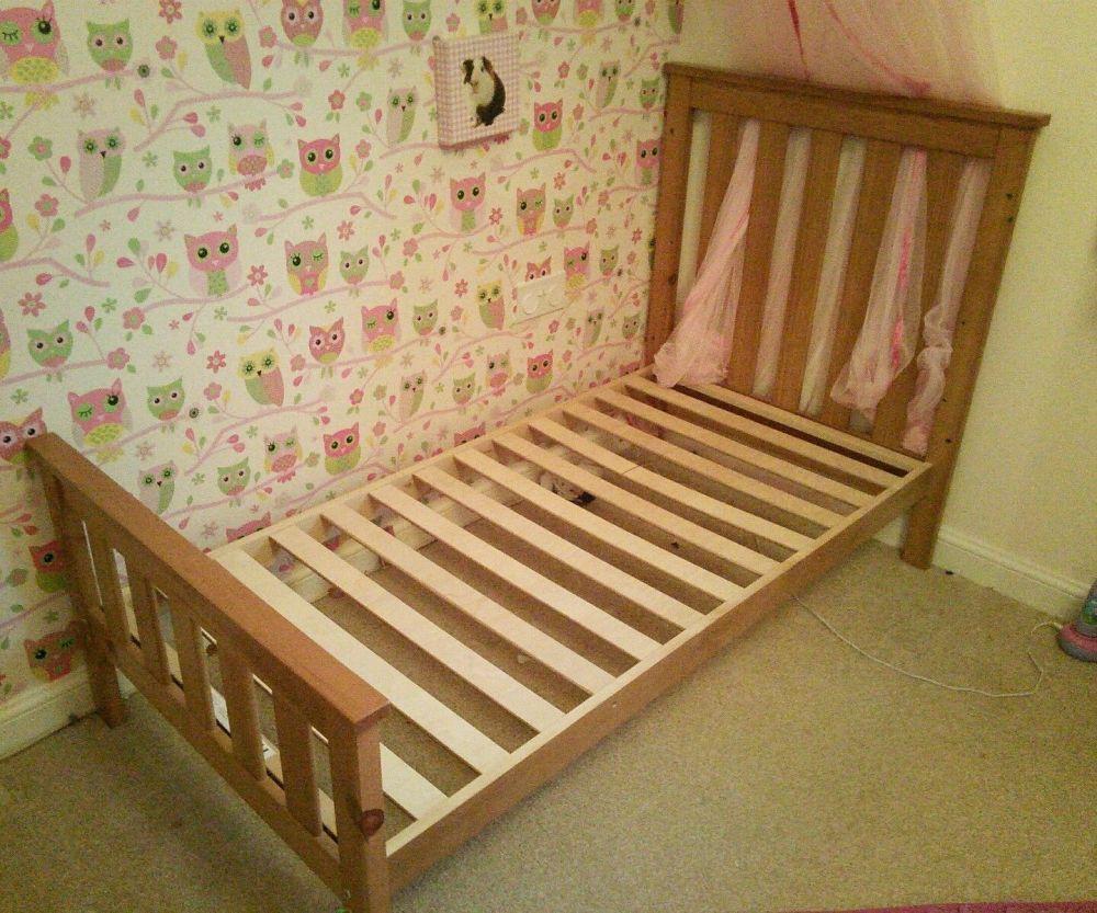 Antique Toddler Bed Mattress