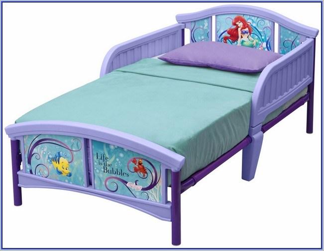 Ariel Toddler Bed