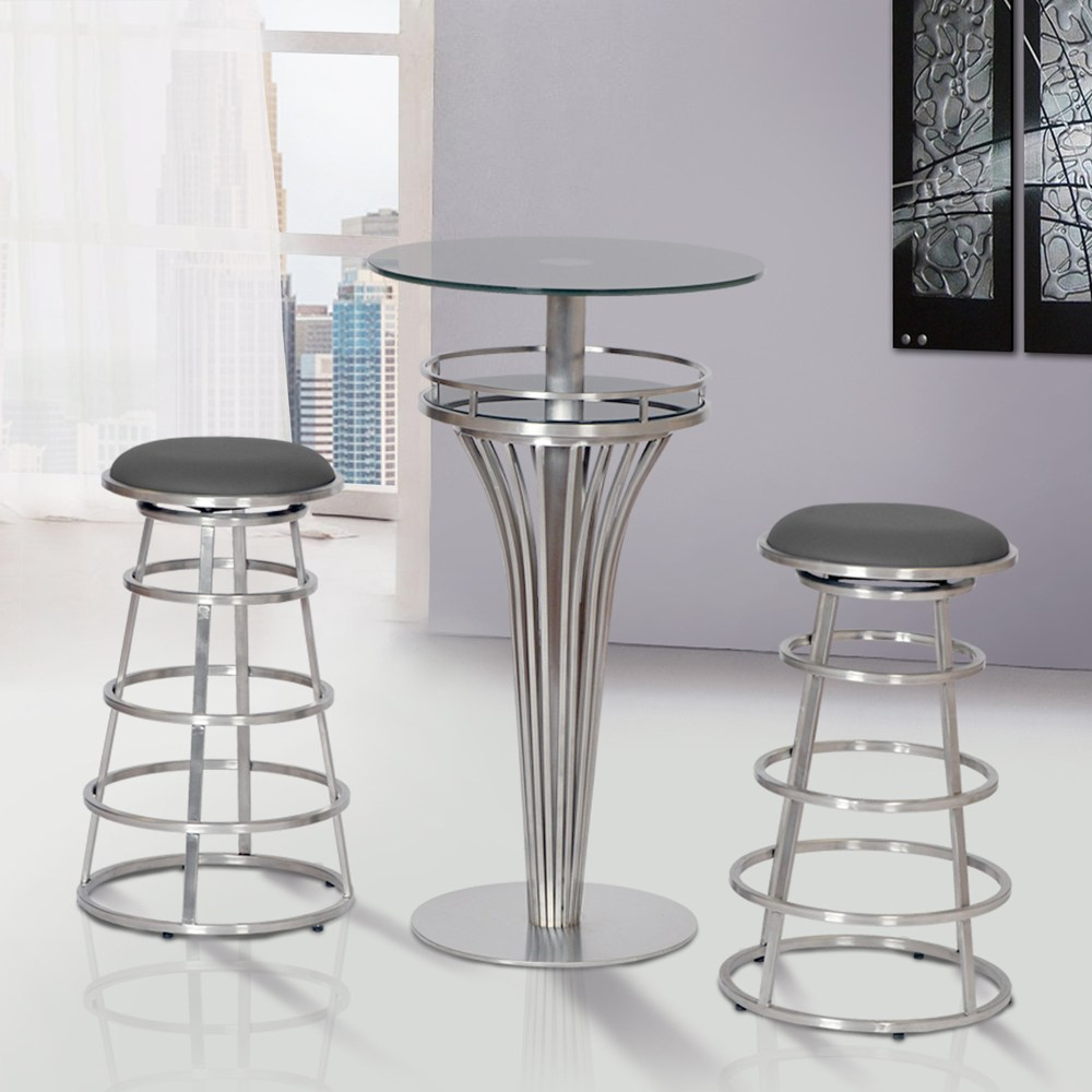 Armen Living Bar Stool