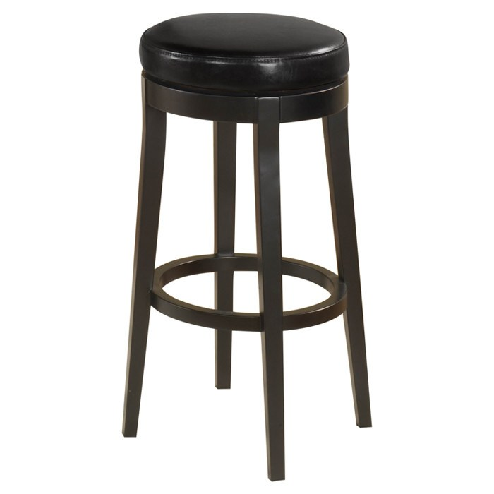 Armen Living Swivel Bar Stool