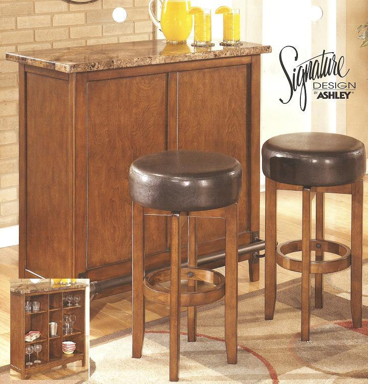 Ashley Furniture Bar Stools