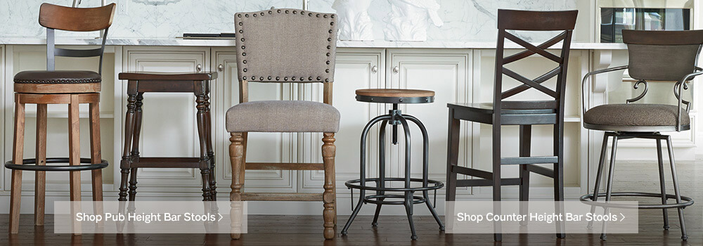 Ashley Furniture Homestore Bar Stools