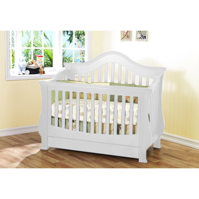 Baby Cribs That Convert Into Toddler Beds