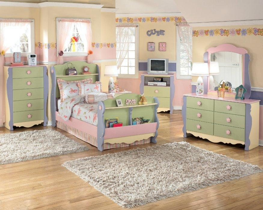 Baby Girl Toddler Beds
