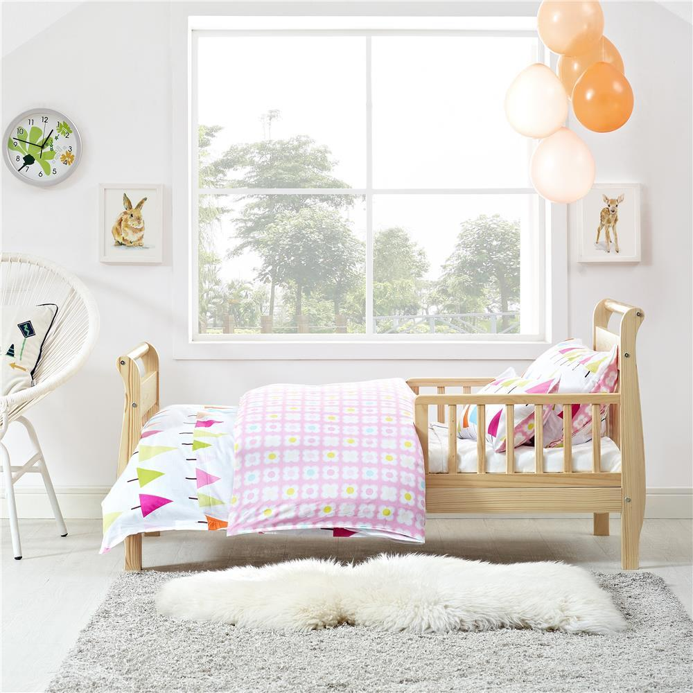 Baby Relax Toddler Bed Natural