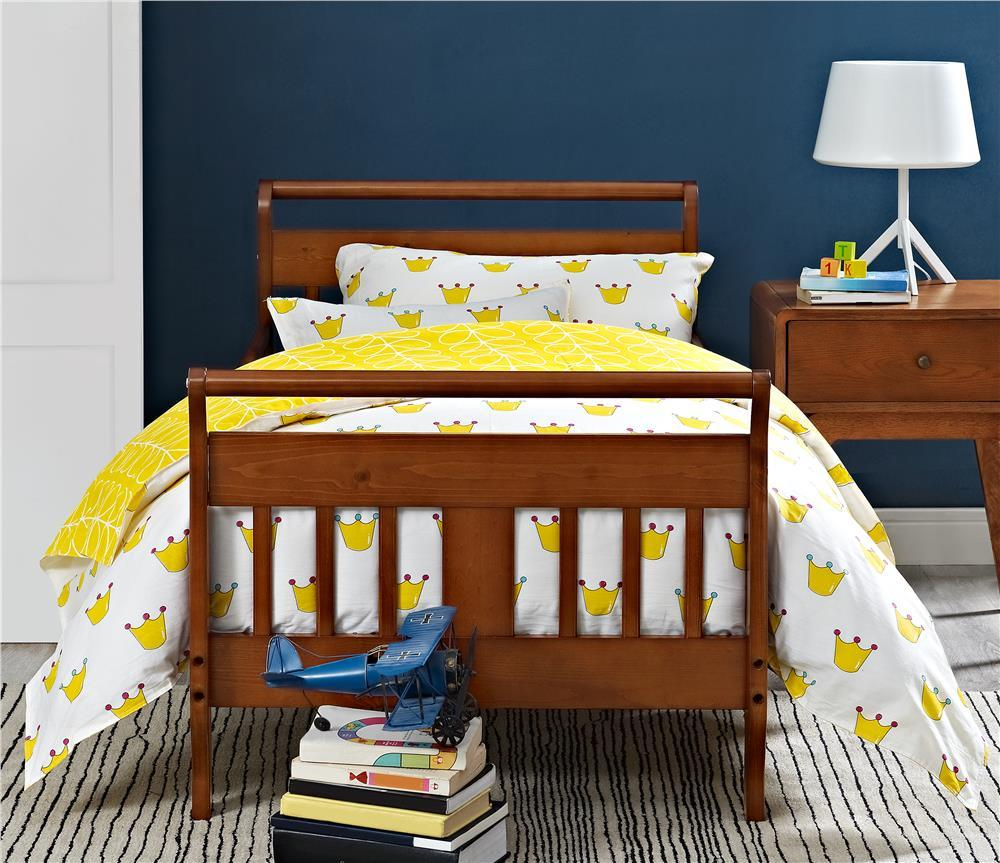 Baby Relax Toddler Bed Walnut