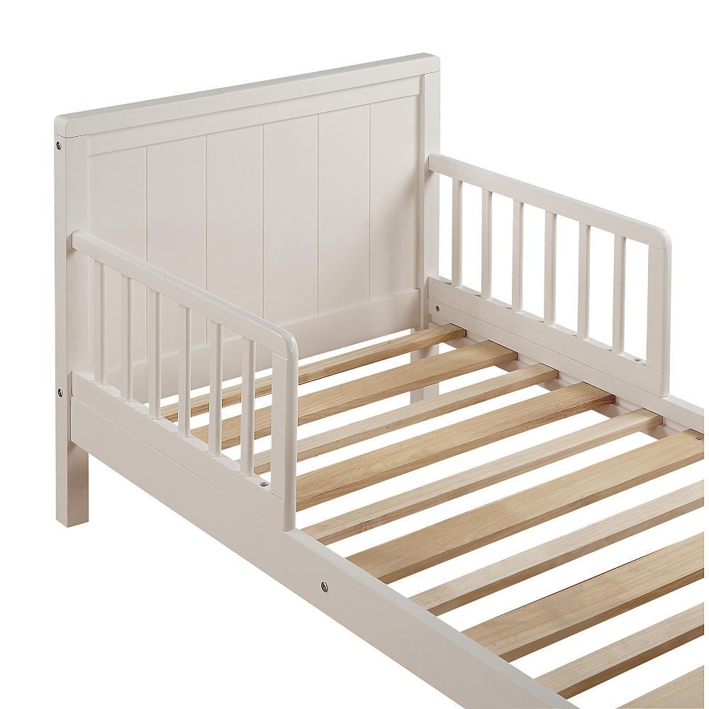 Baby Relax Toddler Bed White