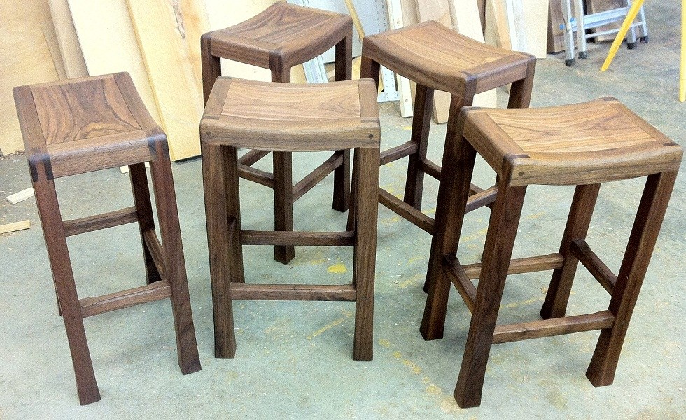 Backless Bar Stools Counter Height