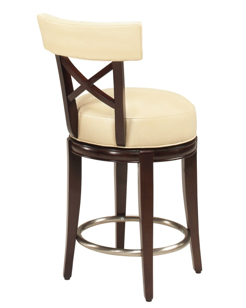 Bar Height Stools With Backs