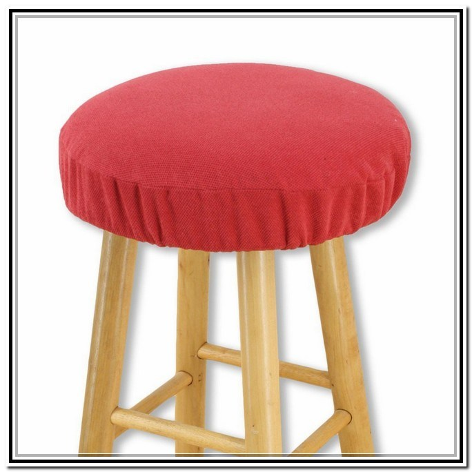Bar Stool Cushion Round