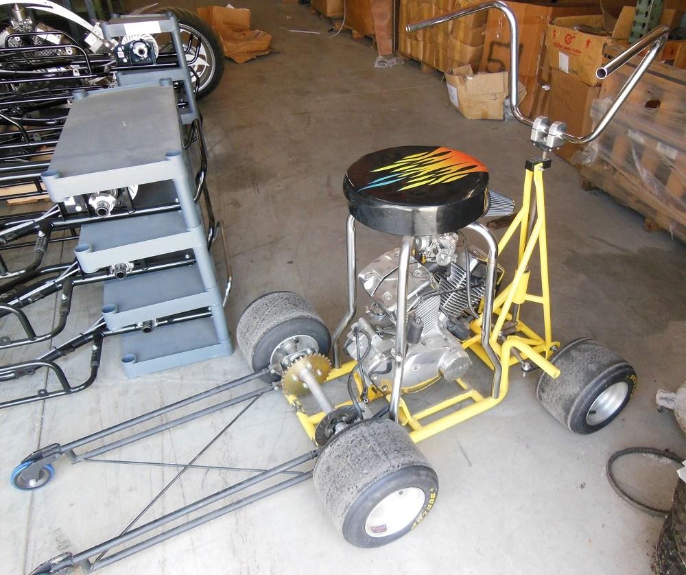 Bar Stool Go Kart For Sale