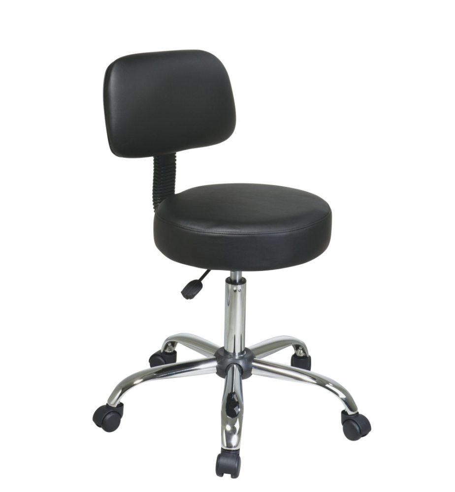 Bar Stool Height Office Chair