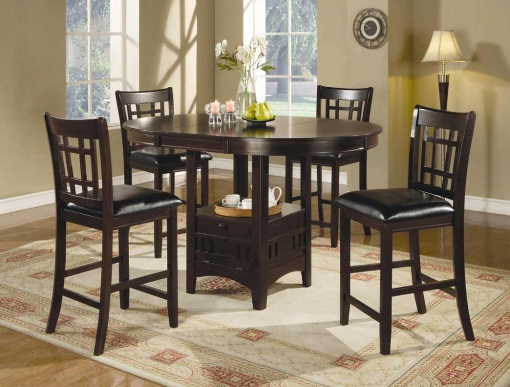 Bar Stool Kitchen Table Sets