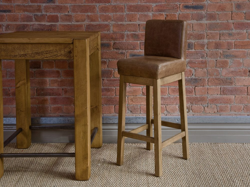 Bar Stool Set With Table