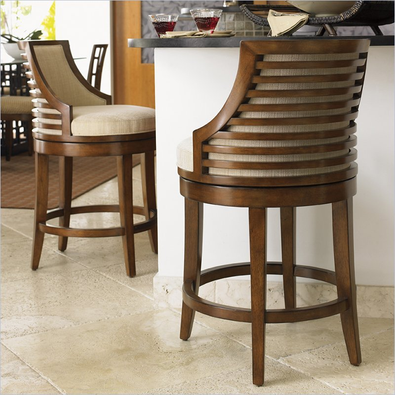 Bar Stool Swivel With Back
