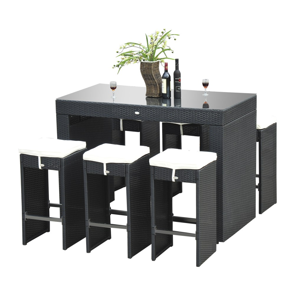 Bar Stool Table Set Walmart