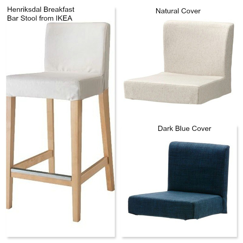 Bar Stool With Back Covers