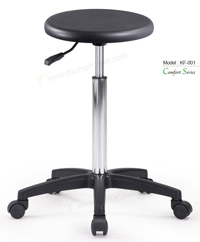 Bar Stool With Wheels