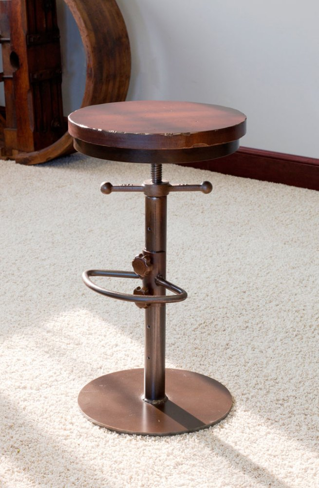 Bar Stools Adjustable