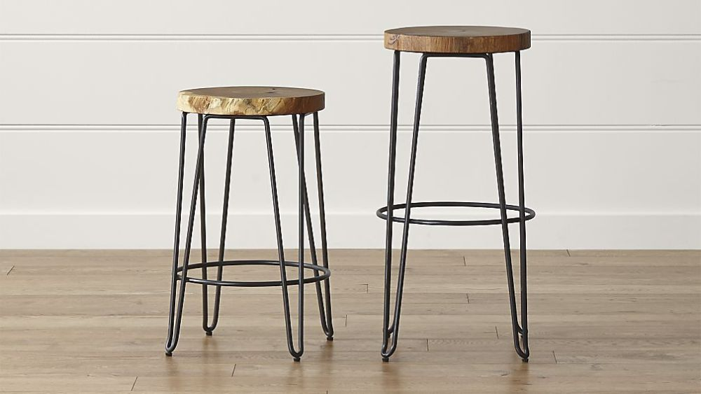 Bar Stools Backless
