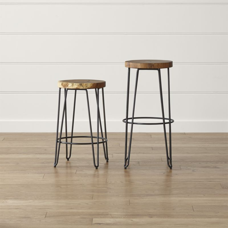 Bar Stools Crate And Barrel
