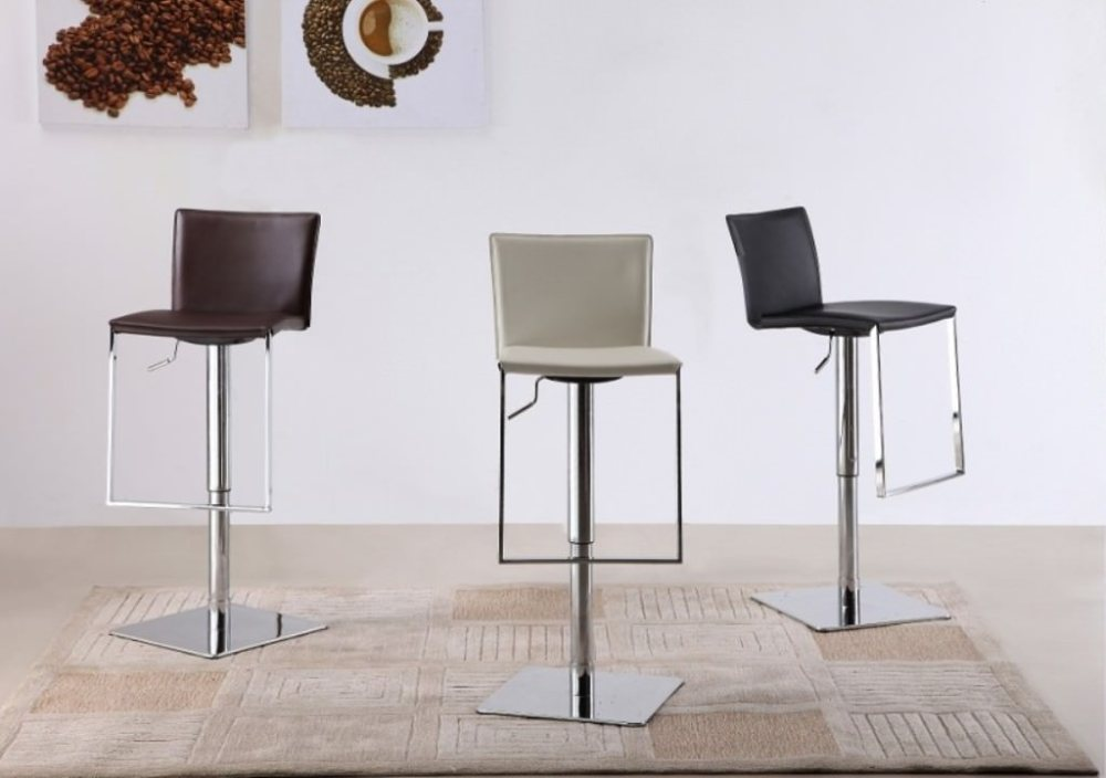 Bar Stools Modern Leather