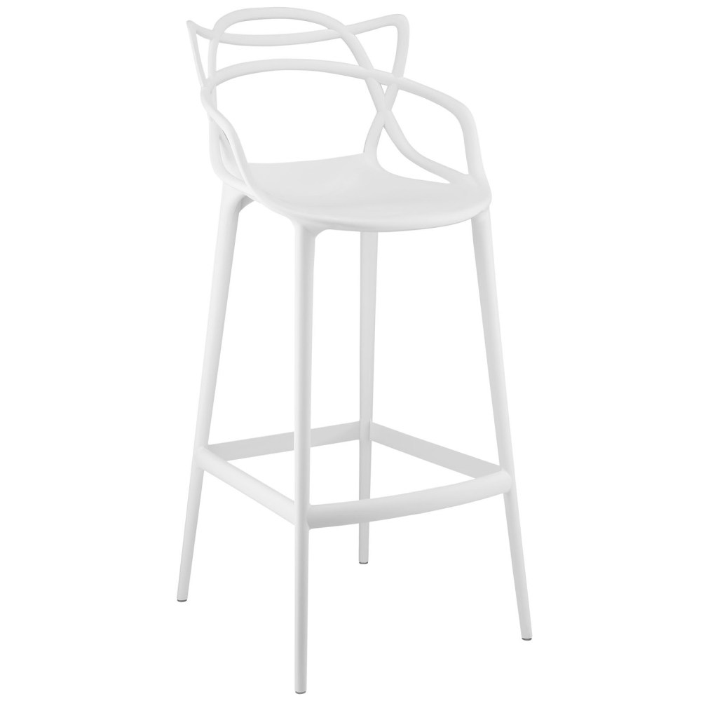 Bar Stools Modern White