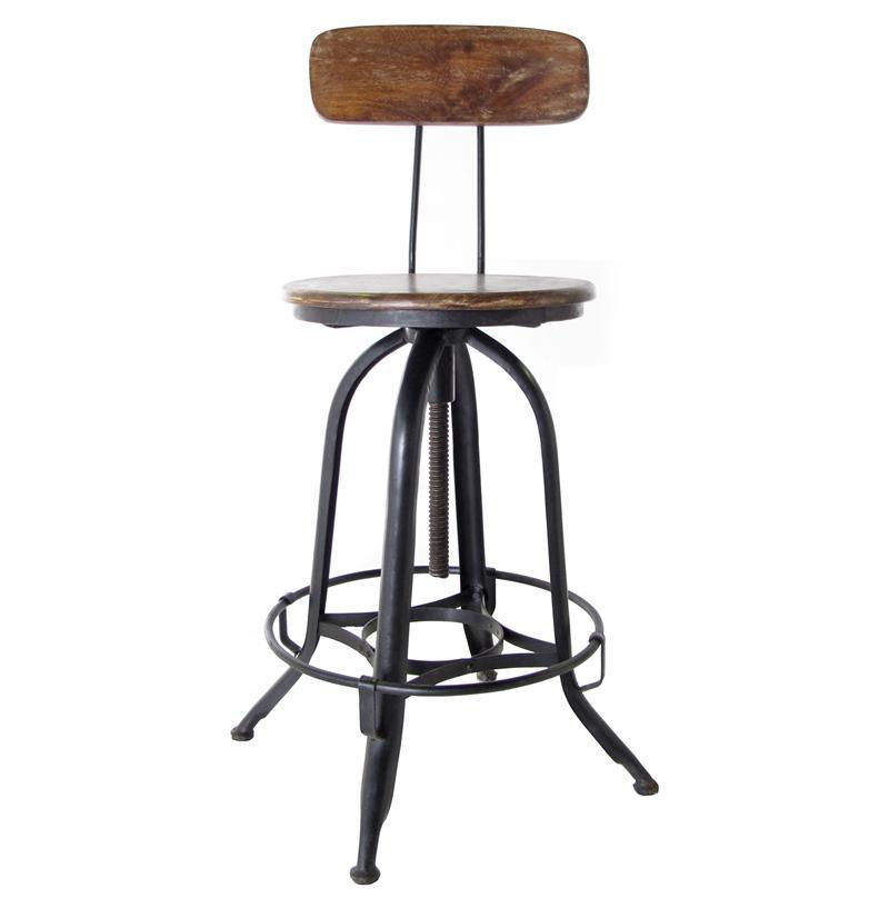 Bar Stools Swivel Adjustable