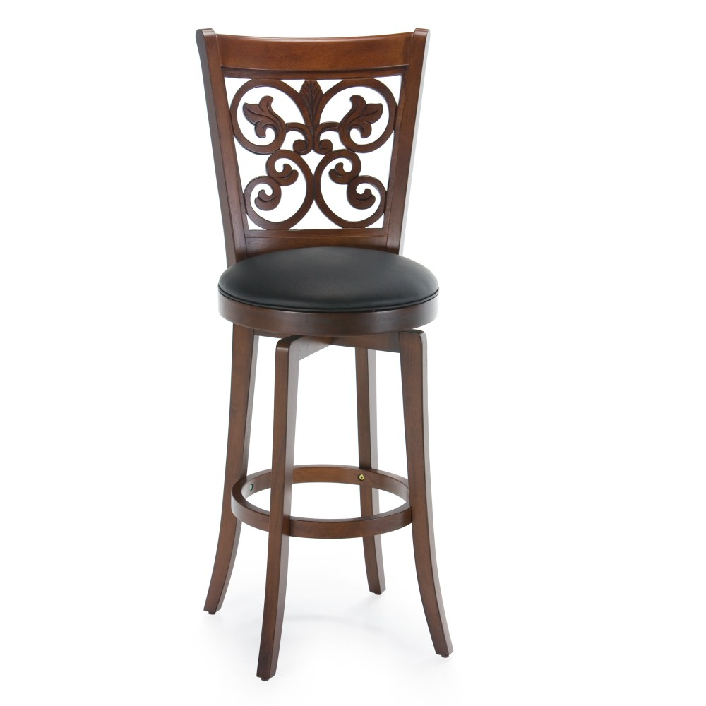 Bar Stools Swivel Low Back