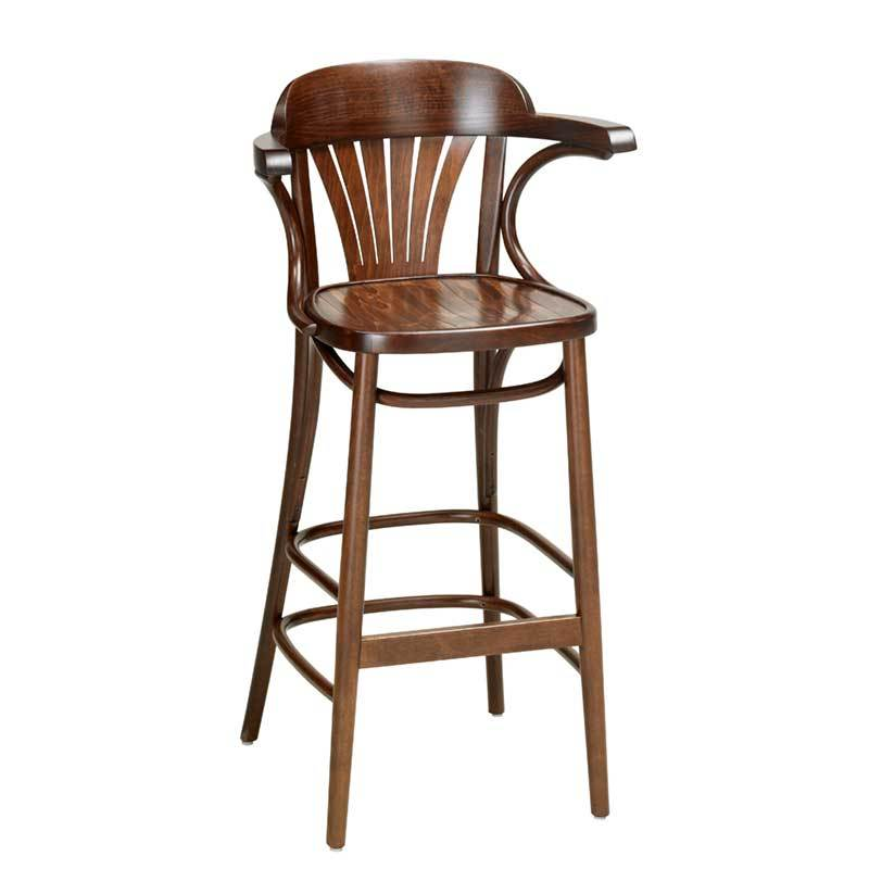 Bar Stools With Arms And Back