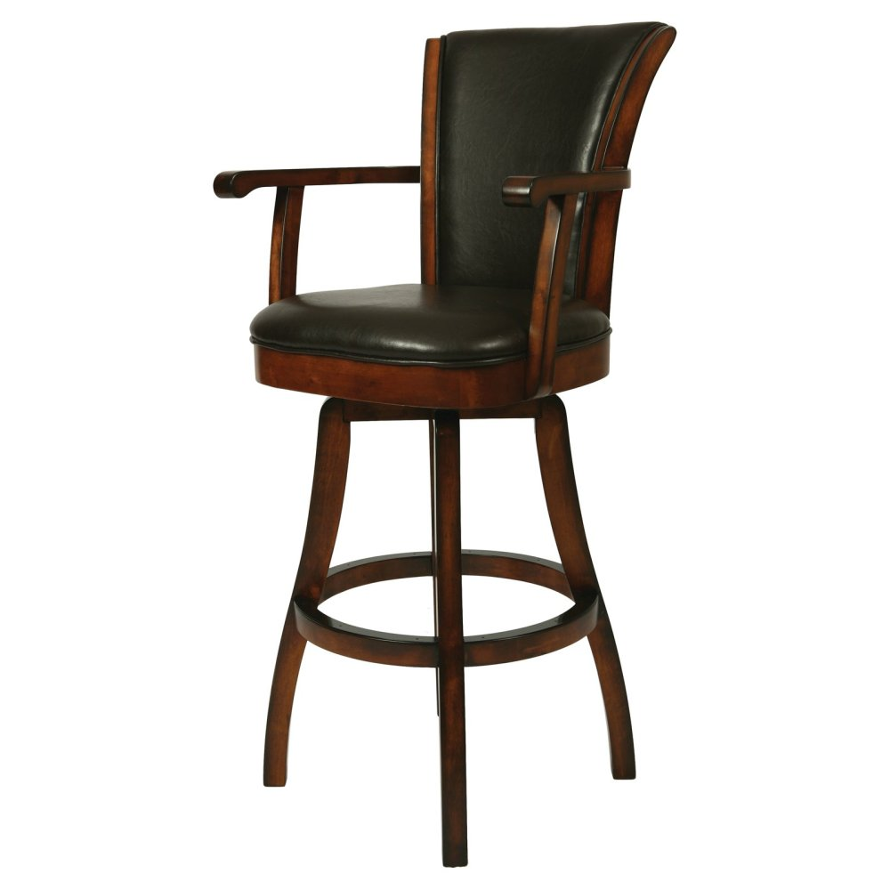 Bar Stools With Arms And Swivel