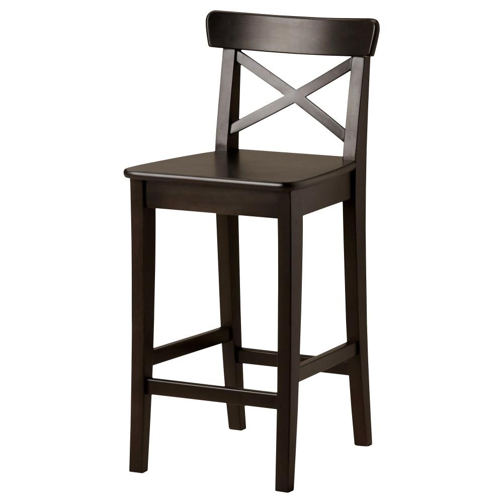 Bar Stools With Backs Ikea