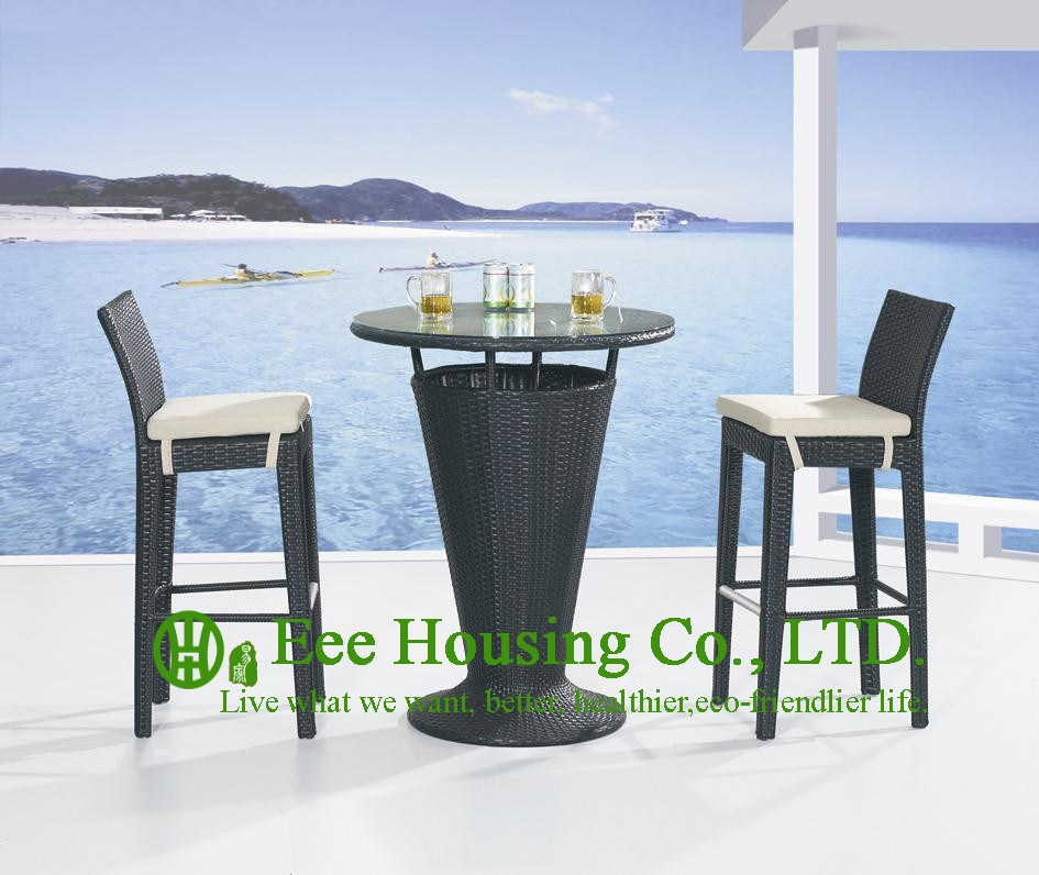 Bar Stools With Cushion Seat And Back
