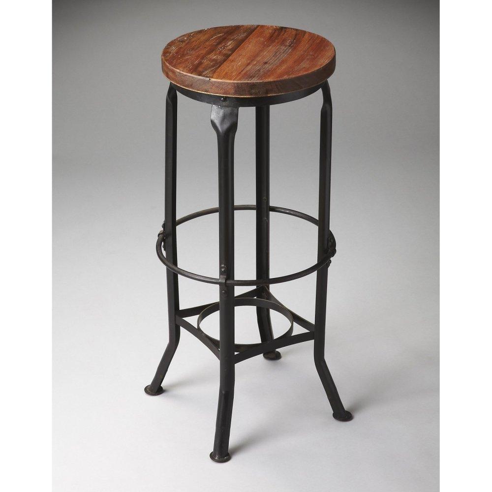 Bar Stools Wood Swivel