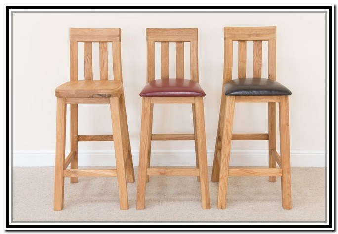 Bar Stools Wooden