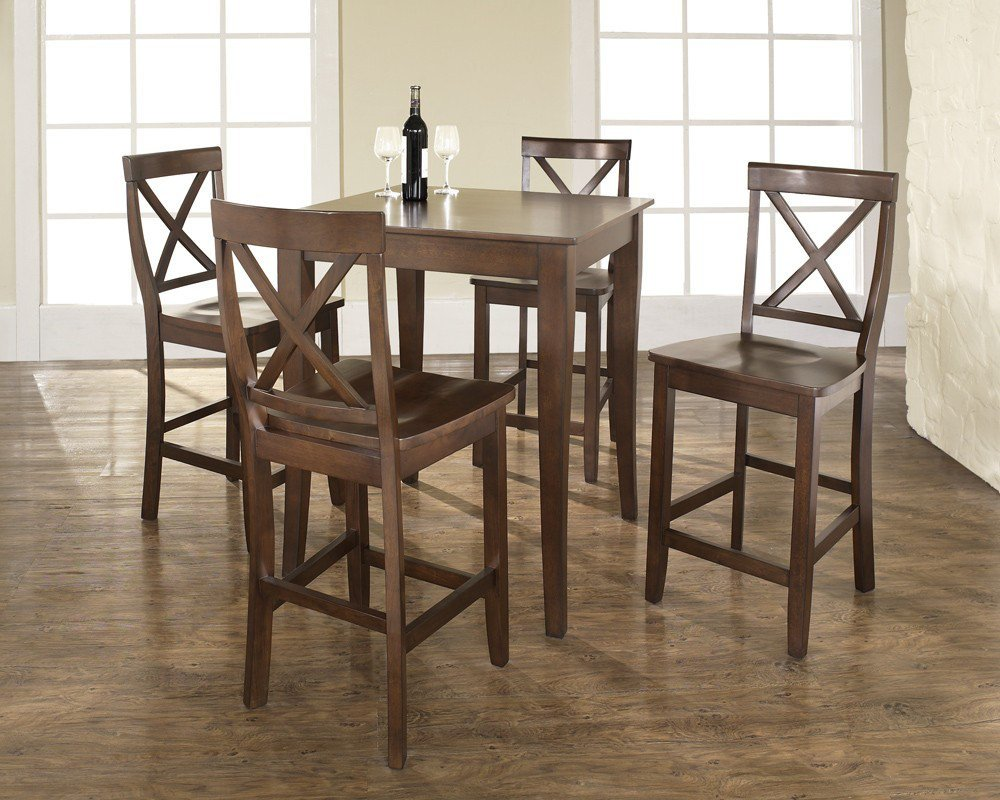 Bar Table And Stools Set Furniture